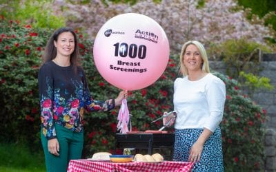 Action Cancer Calls Upon Supporters To Host Breast Friends BBQs This Summer To Raise Vital Funds For Its Free Screening Service