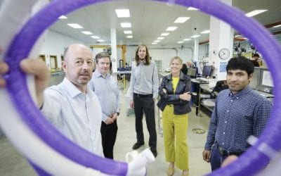 New life supporting medical device developed by Ulster University and Armstrong Medical